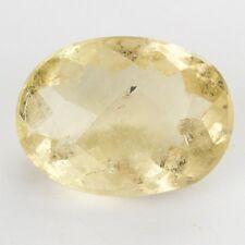 TOP BIG HELIODOR : 26,71 Ct Natürlicher Heliodor (Gold Beryll) aus Brasilien