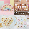 Donut Wall Heart Stand Birthday Wedding Party Favour Sweet Cart Treat Stand