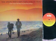 Simon & Garfunkel ORIG OZ LP Collection EX Folk Rock CBS SBP237723