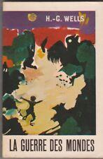 H.G.Wells - La guerre des mondes