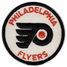 "PHILADELPHIA FLYERS NHL HOCKEY VINTAGE 3"" BLACK PATCH"