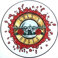 "GUNS N ROSES NOVEMBER RAIN SWEET CHILD O' MINE PATIENCE 12"" Vinyl Picture Disc"