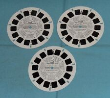 vtg THE HARDY BOYS The Mystery of the Caves VIEW-MASTER REELS (3-reel set only)