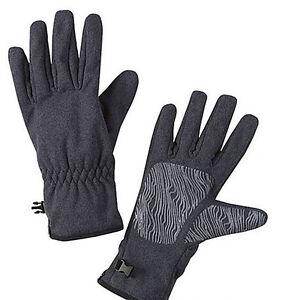 Gloves Adidas Fleece G, Grey, EAN 4054072158882