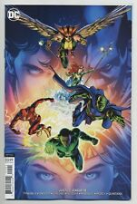 JUSTICE LEAGUE #15 Will Conrad VARIANT DC comics NM 2019 Snyder ⭐⭐⭐ 3 LEFT!