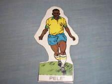 PELÉ' BRASIL 1966 COUPE DU MONDE STAND UP JOUEUR DE FOOTBALL COURRIER DEI PETITS