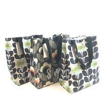 1 2 3 Orla Kiely Tall Meadow Flower Reusable Jute Shopping Bag Tesco Beach Tote