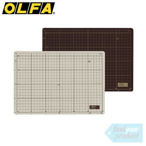 OLFA DOUBLE SIDED SELF HEATING A3 CUTTING ROTARY MAT (135B) (CRAFT, TRADE, SEW)