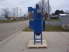 DUST COLLECTOR, 2 HP, 2 CARTRIDGE, 1250 CFM, REVERSE PULSE, VARIABLE FREQUENCY