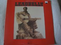 ORIGINAL SOUNDTRACK RECORDING LEADBELLY VINYL LP 1976 ABC RECORDS FRED KARLIN EX