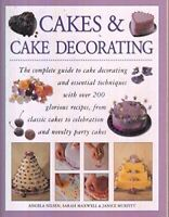 Cakes and Cake Decorating, Nilsen, Angela, Very Good, Paperback