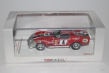 1/43 TSM 104325 CHEVY CORVETTE ZL1 1972 LE MANS 24HR #4 NORTH AMERICAN RACE TEAM