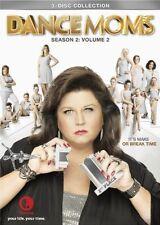 Dance Moms Complete Second Season 2 Vol Two DVD Set Series TV Show Abby Lee Box