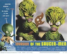 Invasion of the Saucer Men 1957 DVD