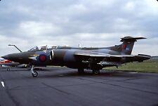 Original colour slide Buccaneer S.2B  XX864 of 208 Sqdn. Royal Air Force