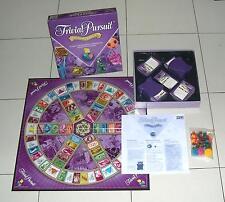 TRIVIAL PURSUIT Edizione GENUS Ed Parker 2005 PERFETTO scatola viola