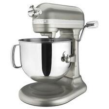 KitchenAid KSM7586P Pro Line 7qt Bowl-Lift Stand Mixer - Sugar Pearl Silver