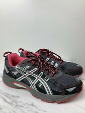 Asics Gel-Venture 5 Womens Athletic Running Shoes Size 9 Multi Color