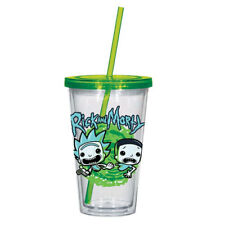 Rick and Morty - Rick and Morty Acrylic Cup NEW Funko