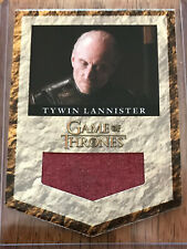Game of Thrones Season 2 Relic Card RL1 Tywin Lannister #226/325 Rittenhouse V1