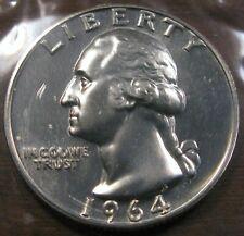 1964 Proof Washington Quarter Coin #2