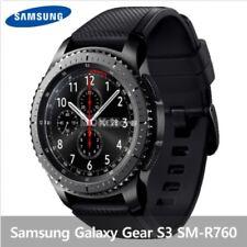 Samsung Galaxy Gear S3 SM-R760 Frontier Bluetooth Wifi Version Smart Watch Black