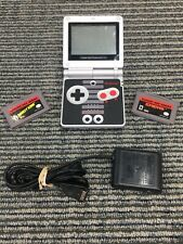 NES Classic Edition GameBoy Advance SP AGS-001 Custom Nintendo System GBA