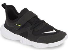 Nike Free RN 5.0 TD Black White Baby Boys Toddler Kids Shoes AR4146-001