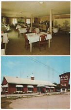 Mio, Michigan,  Early Views of Mabel's Fine Food