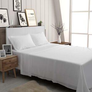 Bambi 500TC Cotton Flat Sheet