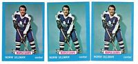 1X NORM ULLMAN 1973 74 Topps #148 VGEX Lots Available Maple Leafs