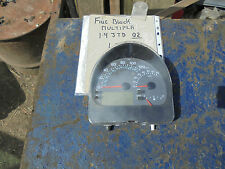 FIAT C486 81269032 TACHIMETRO STRUMENTO CRUSCOTTO OROLOGIO da MULTIPLA