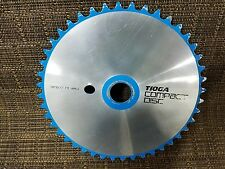 maui blue Tioga compact disc sprocket gt performer mongoose freestyle bike dyno