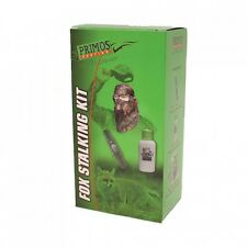 Primos Fox Stalking Kit - Raspy Coaxer Call Wind Checker Face Mask Predator