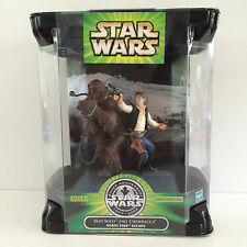 Star Wars 25th Anniversary Han Solo & Chewbacca Death Star Escape