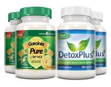 Garcinia PUR côlon détox nettoyer paquet 2 Approvisionnement d'un mois
