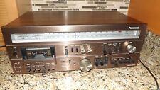 Vintage Panasonic RA-7500 Integrated Stereo Cassette FM AM Receiver