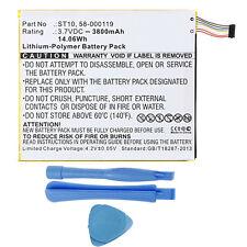 58-000119 26S1008 ST10 Battery for Amazon Kindle Fire HD 10 B00VKIY9RG SR87CV