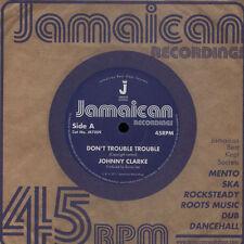 """Johnny Clarke – Don´t Trouble Trouble LTD 7"""" NEW £4.99"""