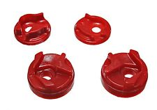 Energy Suspension 7.1112R Red Fits L or R Energy Suspension Motor Mount Insert