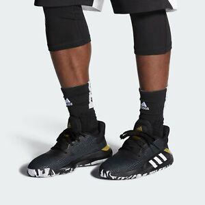 Adidas Pro Bounce 2019 Low M EF0469 shoes black black