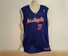 99183eff7714c Cheap Best Shop Revolution 30 Los Angeles Lakers 7 Lamar Odom Purple Sale Lamar  Odom 7 Los Angeles Clippers NBA Reebok Swingman Sewn Jersey Size 56 ...