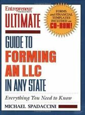 Entrepreneur Magazine's Ultimate Guide to Forming an LLC in Any State (Ultimate