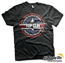 Official Top Gun Fighter Weapons School T-Shirt