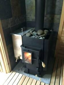 "3"" x 5"" Hi Temperature Ceramic Wood Stove Glass Replacement Pyroceram"