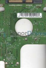 WD6400BEVT-00A0RT0, 2061-771672-F04 03P, WD SATA 2.5 PCB