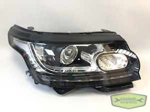 Land Rover Range Rover 2014 2015 2016 2017 EURO RH Right Xenon Headlamp OEM