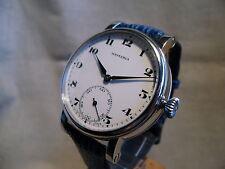 Große Armbanduhr - Unikat für das Handgelenk - Mariage - formschönes Gehäuse