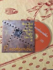 Compilation ‎CD 12 Incontournables - Promo Limited Edition - France (M/M)