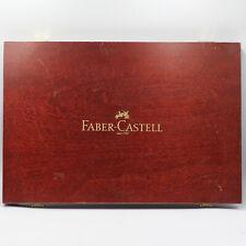 Faber Castell Pastellkreide Holzkoffer sehr wenig benützt
